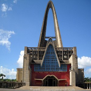 basilica in higuey in dominican republic