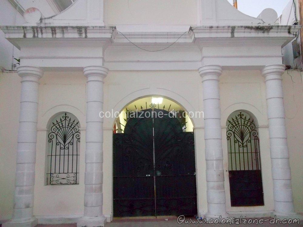 Colonial Zone Balconies Doors Gates Windows