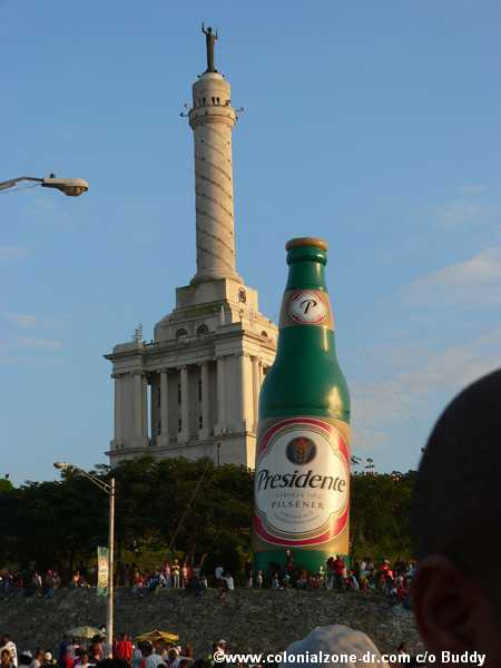 picture/image presidente bottle grande