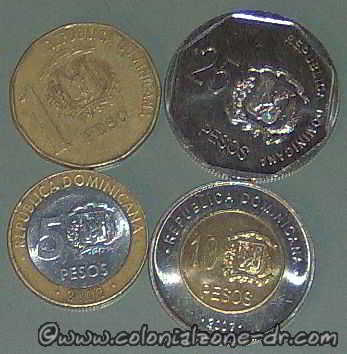 Dominican Republic Coin Money