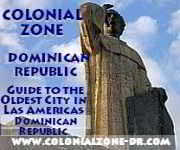 colonial zone - dr.com logo