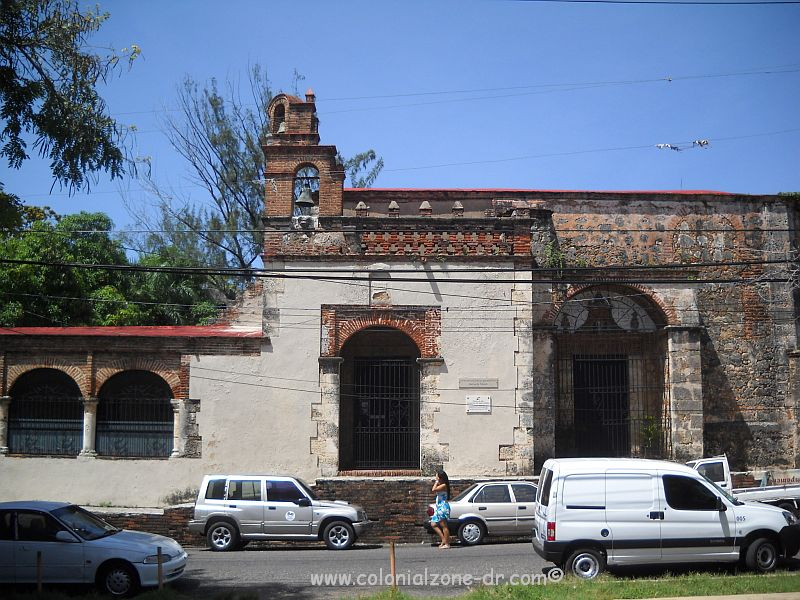 Iglesia y Hospital de San Lazaro / Church and Hospital of San Lazaro