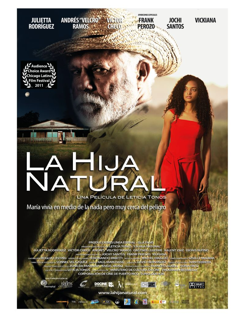 Love Child La hija natural movie poster