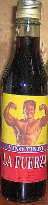 picture/image bottle of La Fuerza Vino