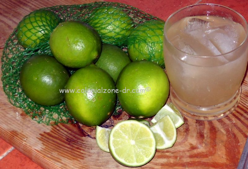 limons- lemons and lemon juice/ limonada