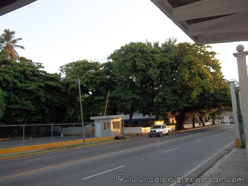 Avenida George Washington 2014