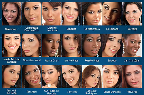 pictures of beautiful dominican women