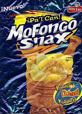 picture of a MoFongo Snax bag