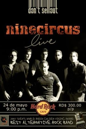 Ninecircus poster