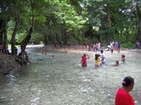 River at Quemaito Barahona