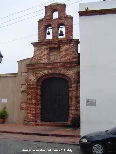 Chapel Our Lady of Remedies in Zona Colonial