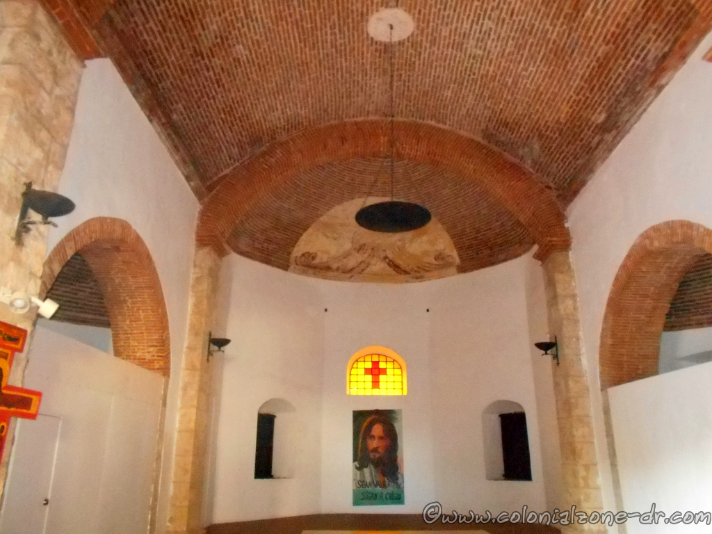 Interior of the Capilla de la Tercera Orden Dominico