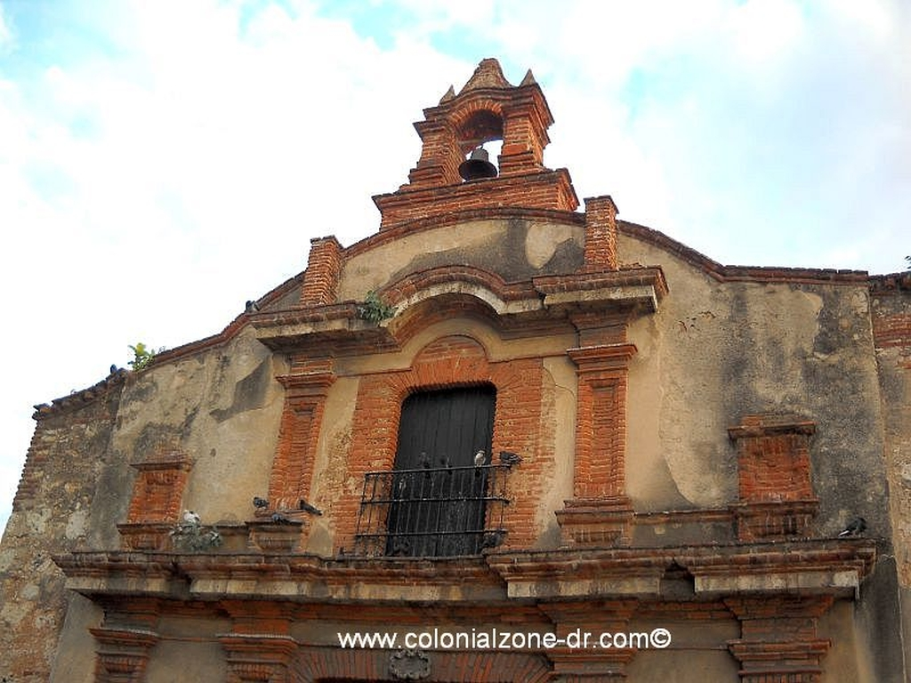 The front of the Capilla de la Tercera Orden Dominica