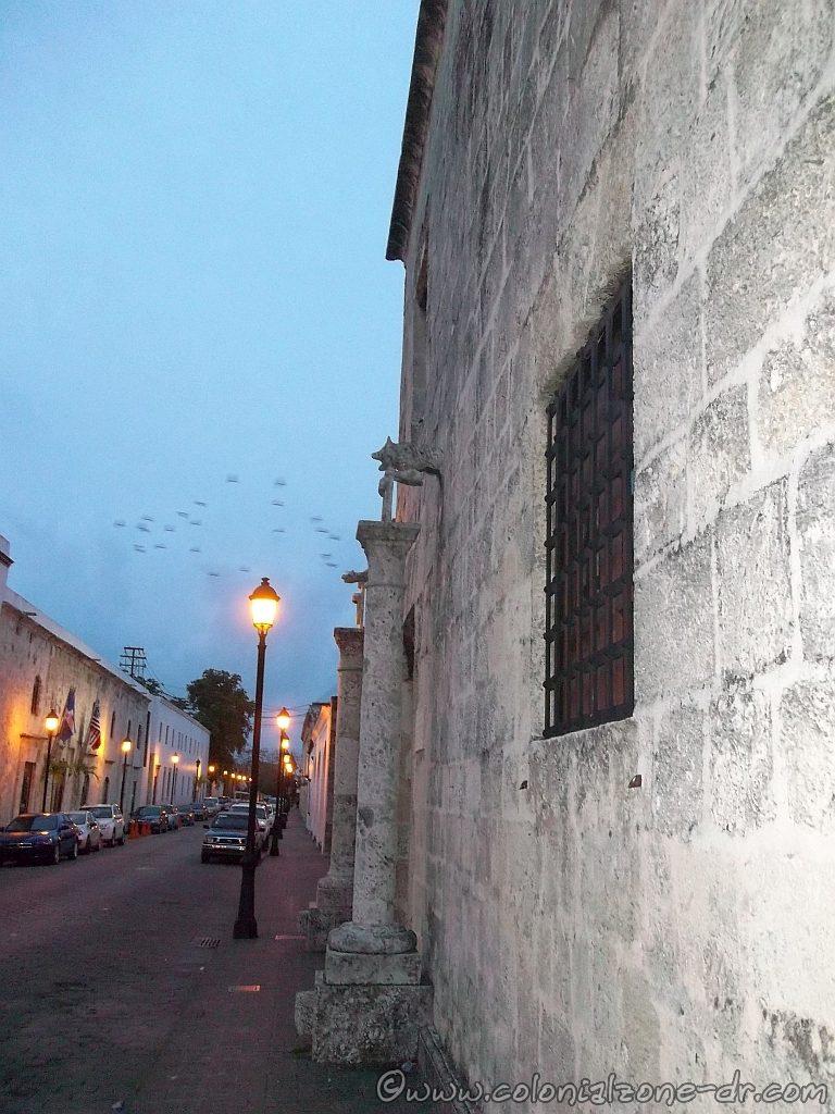 La Casa de los Jesuitas on Calle las Damas