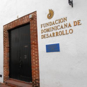 Casa de las Gárgolas - The Fundación Dominicana de Desarrollo