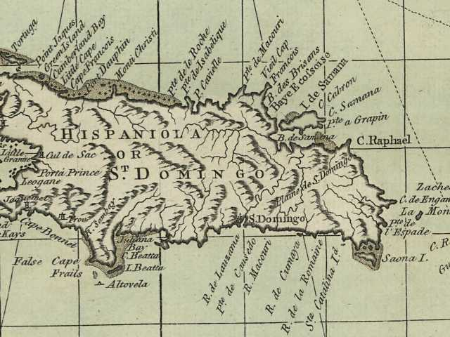 Historical Maps Guide to the Colonial Zone and Dominican Republic