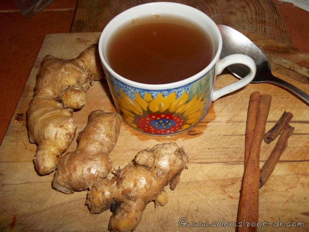 Té de Jengibre - Ginger Tea