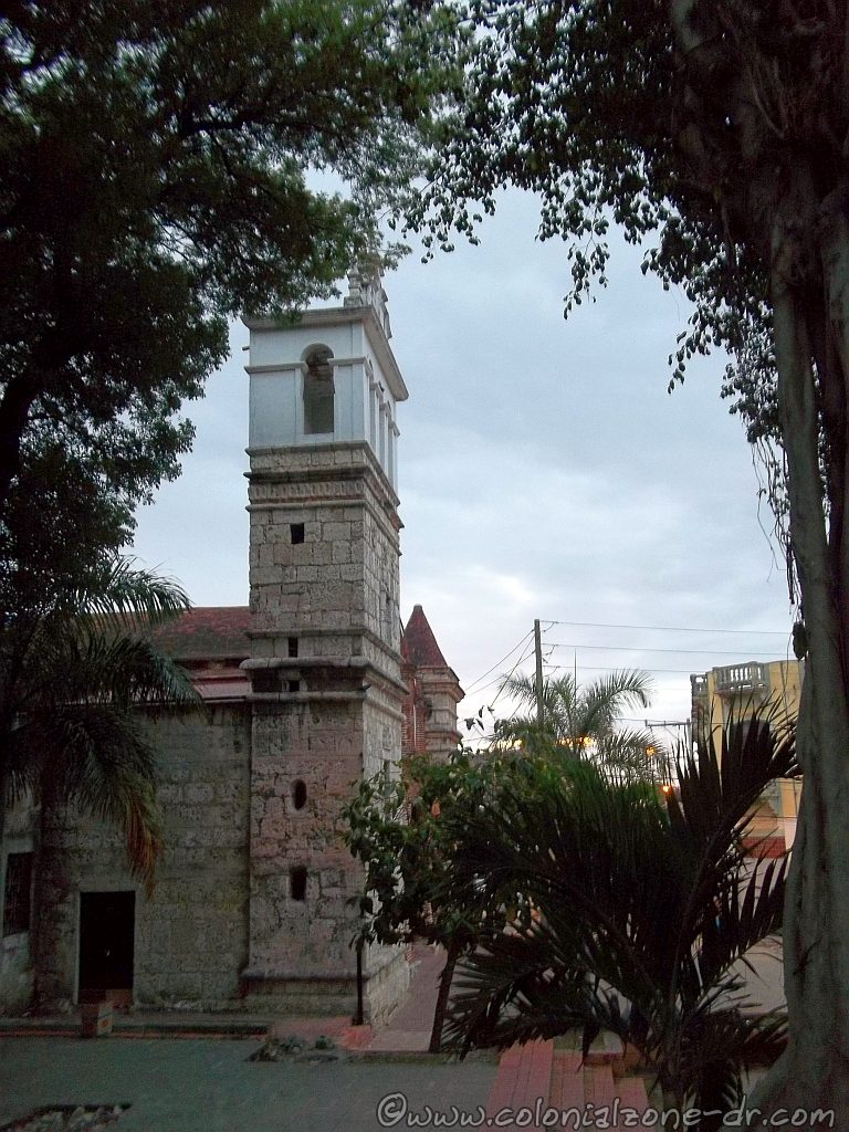 Church and Fort Santa Bárbara