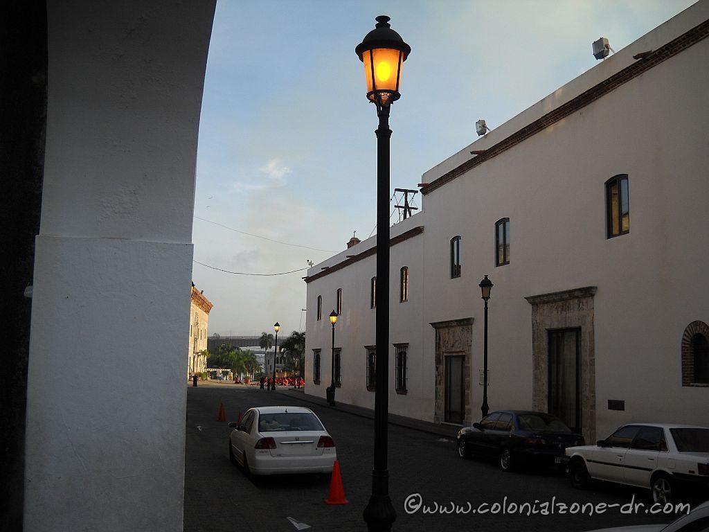 Casa de los Dávilas on Calle las Damas