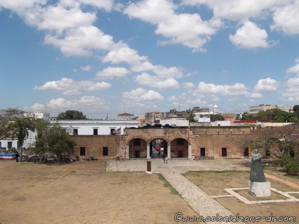 Etntrance To The Fortaleza Ozama