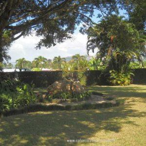 Hermanas Mirabal Museo - Mirabal Sisters Museum Garden