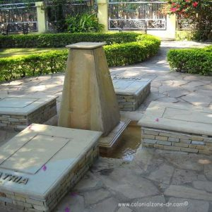 Hermanas Mirabal Museo - Mirabal Sisters Museum  The Four Graves