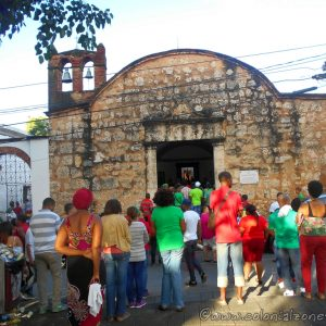 Festival San Miguel. Service at Iglesia San Miguel, Santo Domingo, Dominican Republic, at 7AM.