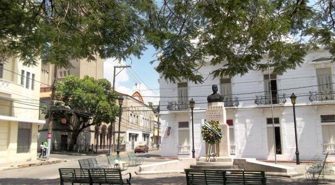 Parque Plaza Maria Trinidad Sanchez