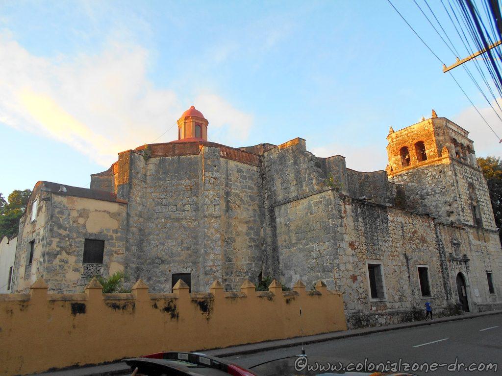 The Iglesia Las Mercedes in the Zona Colonial