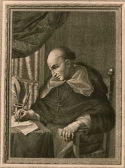 Painting of Frey Bartolomé de Las Casas