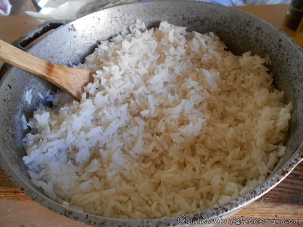 White Rice / Arroz Blanco Dominican Style