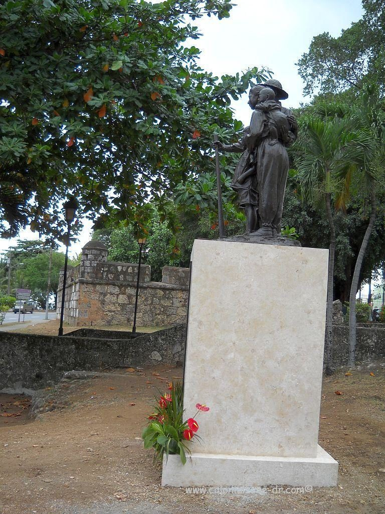 Fuerte San Jose and the Japanese Agricultural Immigration Monument