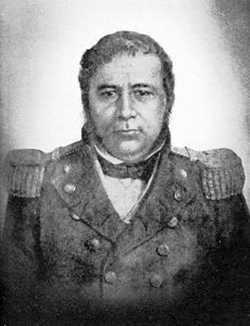 General Pedro Santana, Primero Marqués De Las Carreras