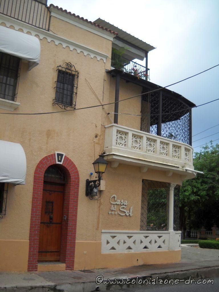 Hotel Casa del Sol, Colonial Zone, Santo Domingo