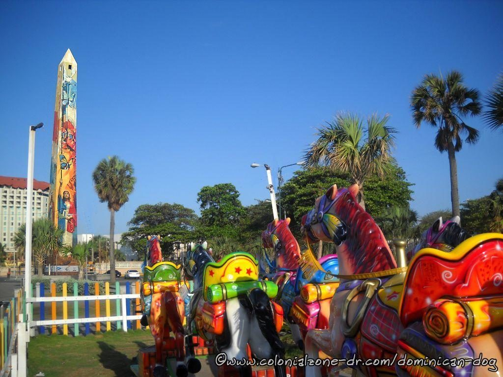 Plaza Juan Baron has different activities for all ages
