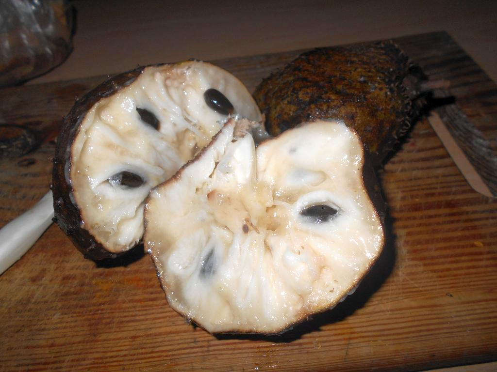 Guanaba - Sour Sop with a creamy texture