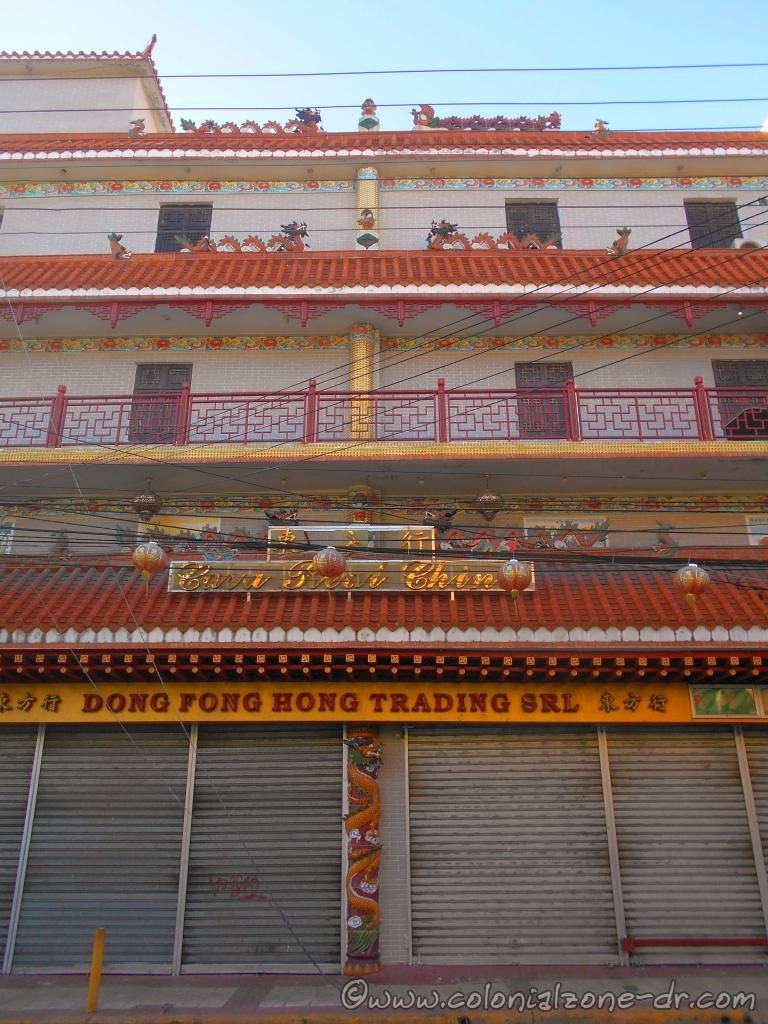 Casa Real China Dong Fong Trading located in Barrio China