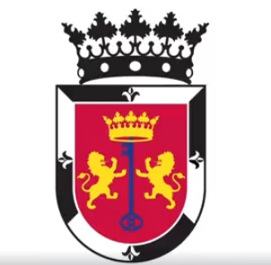 The coat of arms of the city Santo Domingo / Escudo de armas de la ciudad Santo Domingo
