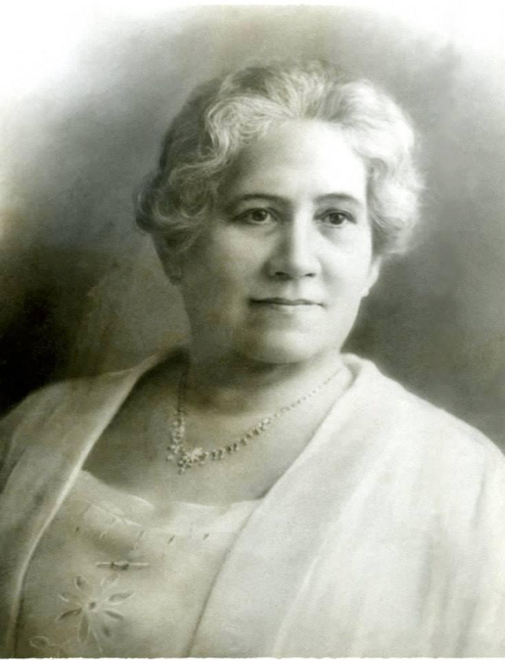 Profesora Luisa Ozema Pellerano de Castro