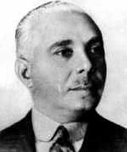 Rafael Leonidas Trujillo Molina.