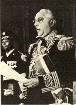 General Rafael Leónidas Trujillo Molina - El Jefe