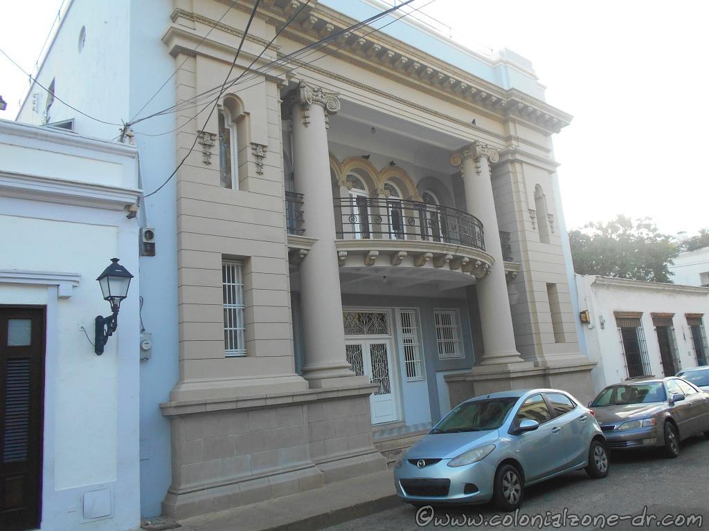 Palacete Vicini on 19 de Marzo in Ciudad Colonial