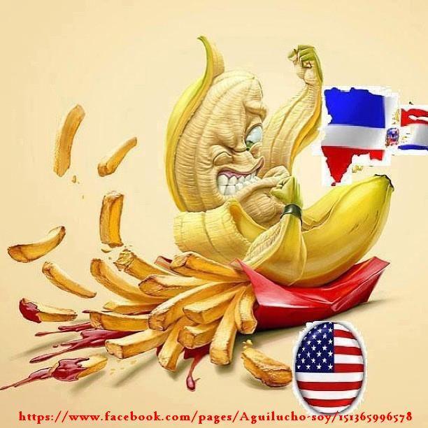 ¡República Dominicana Campeón! Platano Power!