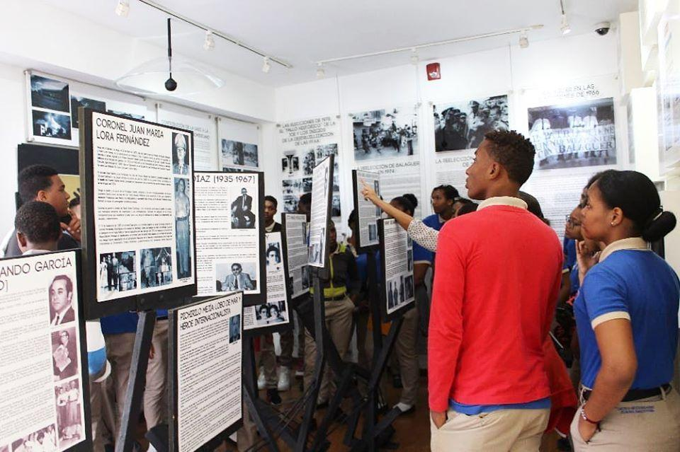There is so much to learn about the recent history of Dominican Republic at the Memorial Museum of the Dominican Resistance.