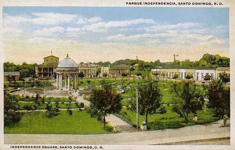 Parque Independencia 1912